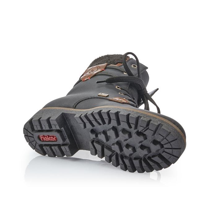 RIEKER Chaussures Femme rieker, Noir, 591-6403 - 17