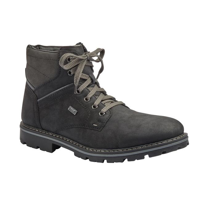 RIEKER Chaussures Homme rieker, Noir, 894-6768 - 13