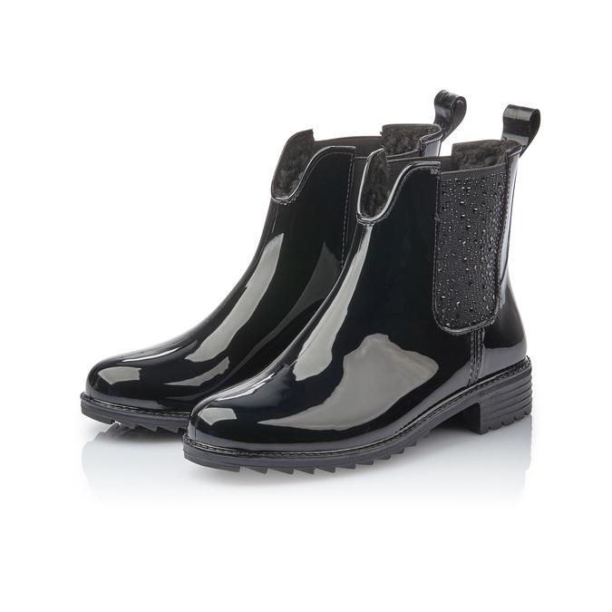 RIEKER Chaussures Femme rieker, Noir, 591-6441 - 26