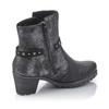 RIEKER Chaussures Femme rieker, Noir, 591-6446 - 15