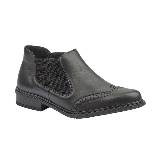 RIEKER Chaussures Femme rieker, Noir, 591-6219 - 13