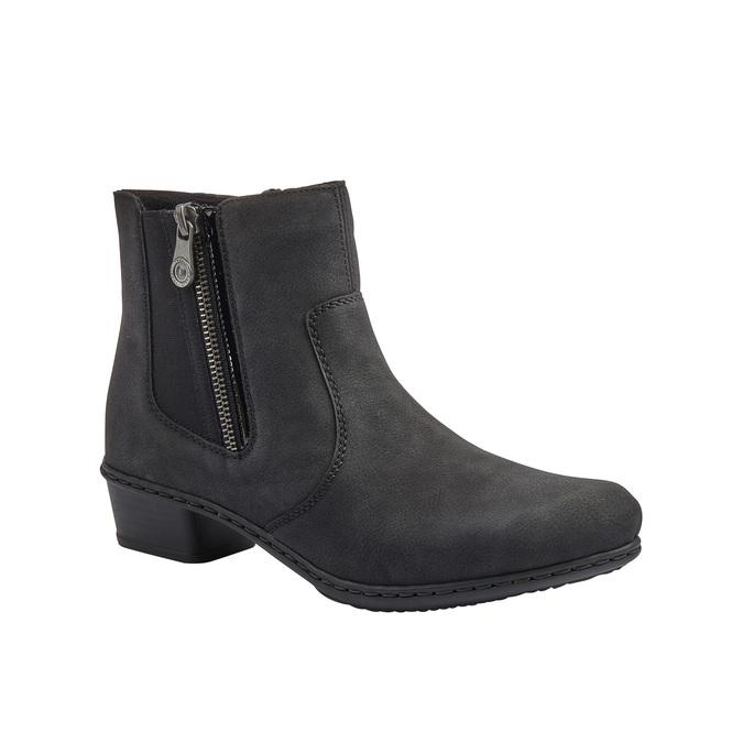 RIEKER Chaussures Femme rieker, Noir, 591-6235 - 13