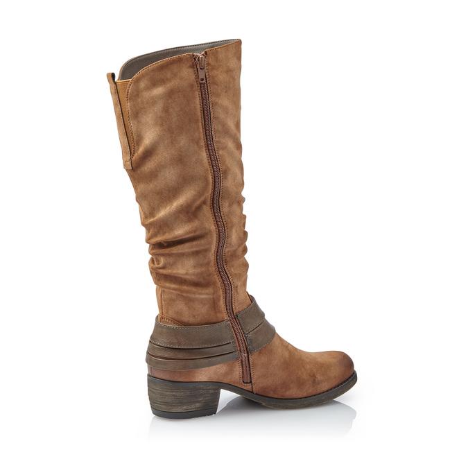 RIEKER Chaussures Femme rieker, Brun, 591-4435 - 15