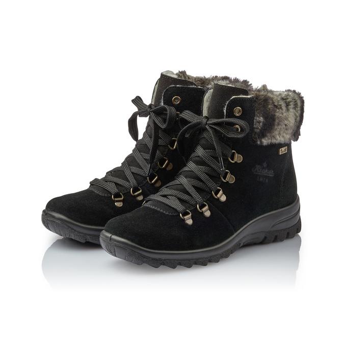 RIEKER Chaussures Femme rieker, Noir, 593-6322 - 26