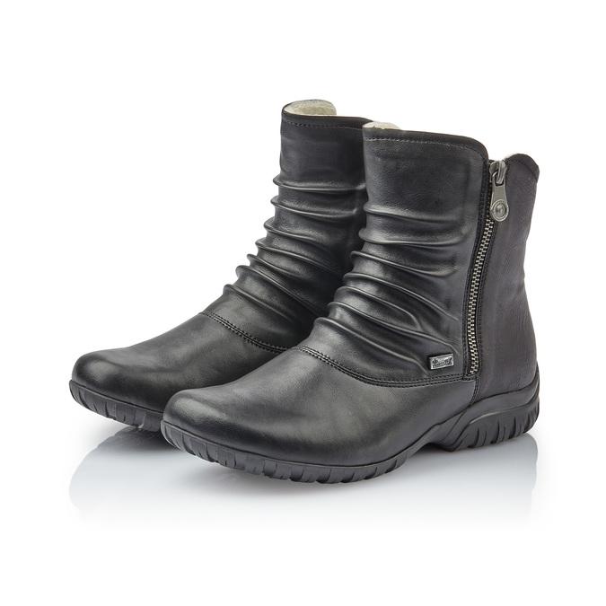 RIEKER Chaussures Femme rieker, Noir, 594-6331 - 26