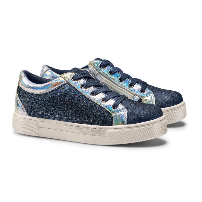 MINI B Chaussures Enfant mini-b, Bleu, 329-9371 - 26