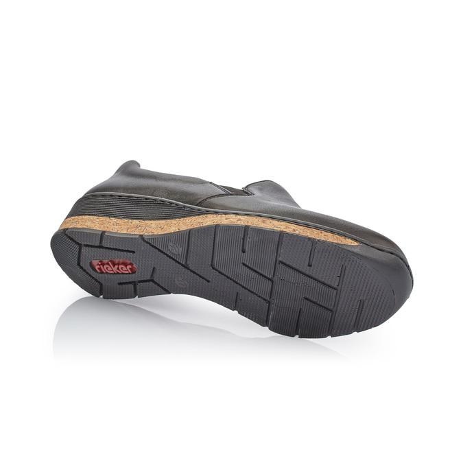 RIEKER Chaussures Femme rieker, Noir, 514-6201 - 17