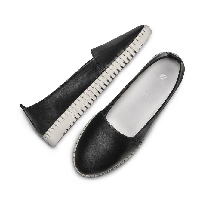BATA Chaussures Femme bata-touch-me, Noir, 514-6241 - 26
