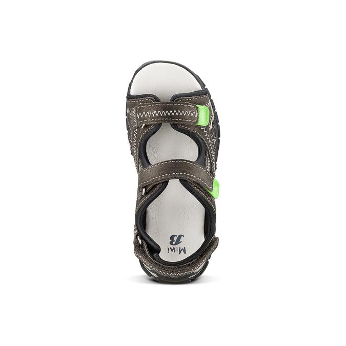 Childrens shoes mini-b, Gris, 363-2244 - 17