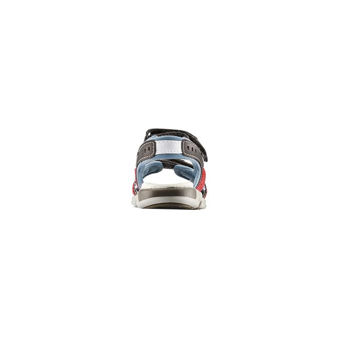 Childrens shoes mini-b, Gris, 263-2205 - 15