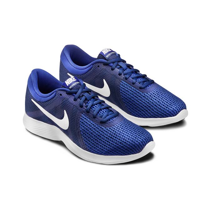 Men's shoes nike, Bleu, 809-9874 - 16