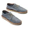 Men's shoes bata, Bleu, 859-9204 - 26