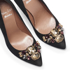 Women's shoes, Noir, 723-6263 - 19