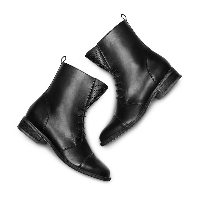 BATA Chaussures Femme bata, Noir, 594-6944 - 26