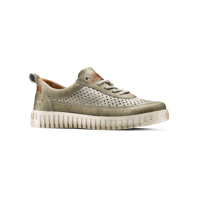 WEINBRENNER Chaussures Femme weinbrenner, Vert, 544-2395 - 13