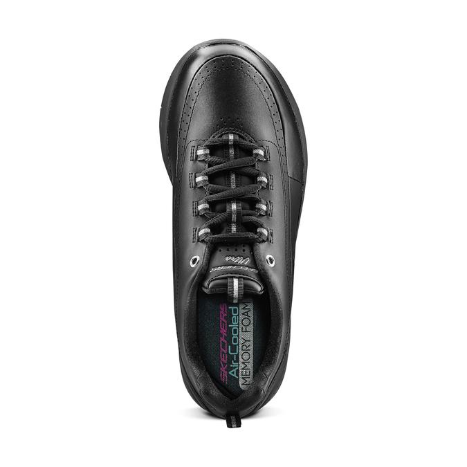 Chaussures Femme skechers, Noir, 501-6317 - 15