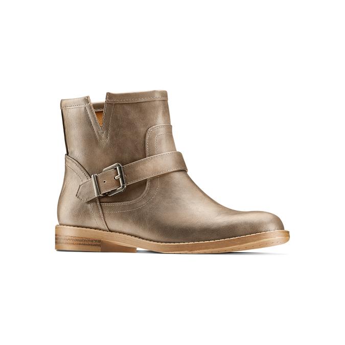 BATA Chaussures Femme bata, Beige, 591-2369 - 13