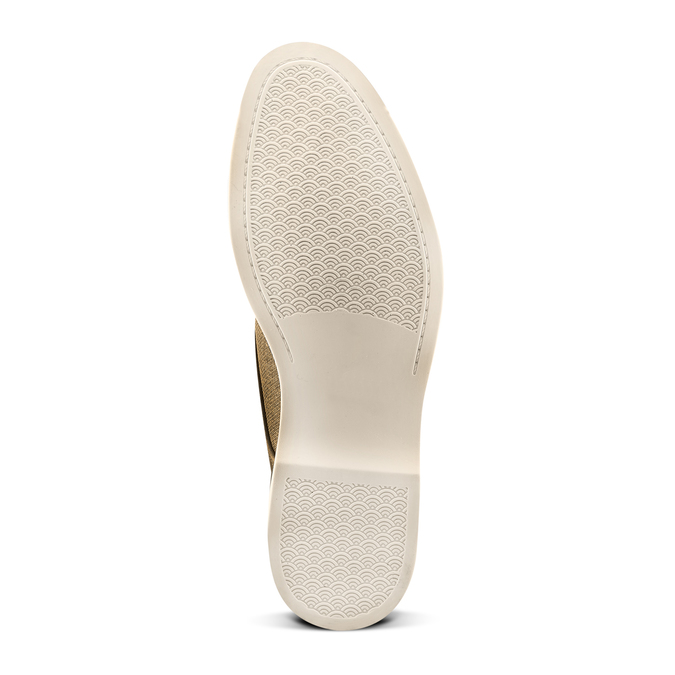 BATA RL Chaussures Homme bata-rl, Jaune, 829-8581 - 19
