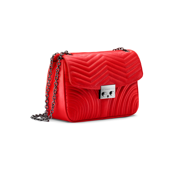 BATA Sac Femme bata, Rouge, 964-5322 - 13
