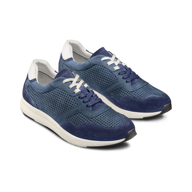 BATA Chaussures Homme bata, Bleu, 846-9448 - 16