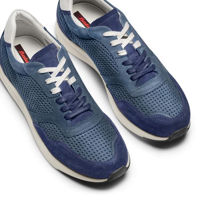 BATA Chaussures Homme bata, Bleu, 846-9448 - 26