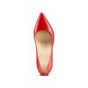 BATA Chaussures Femme bata, Rouge, 724-5371 - 17