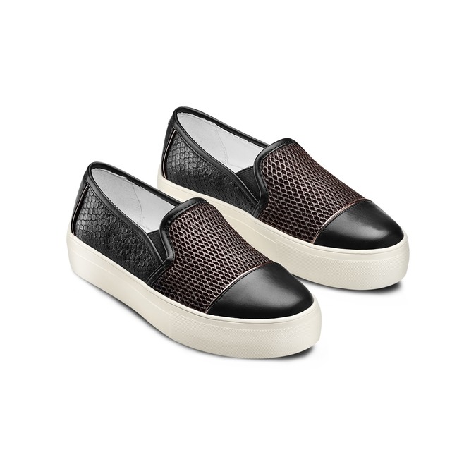BATA LIGHT Chaussures Femme bata-light, Noir, 541-6307 - 16