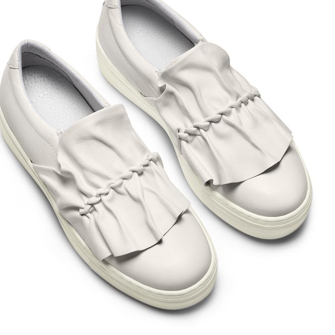 BATA Chaussures Femme bata, Blanc, 534-1138 - 26