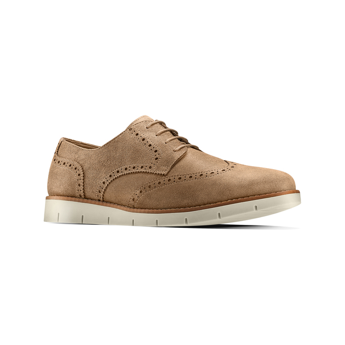 FLEXIBLE Chaussures Homme flexible, Brun, 823-8436 - 13