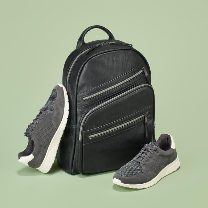 BATA LIGHT Chaussures Homme bata-light, Gris, 843-2344 - 17