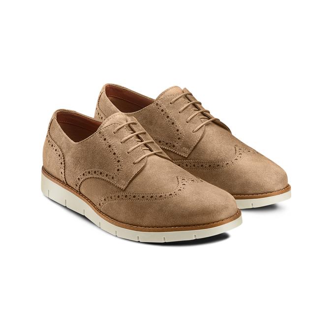 FLEXIBLE Chaussures Homme flexible, Brun, 823-8436 - 16