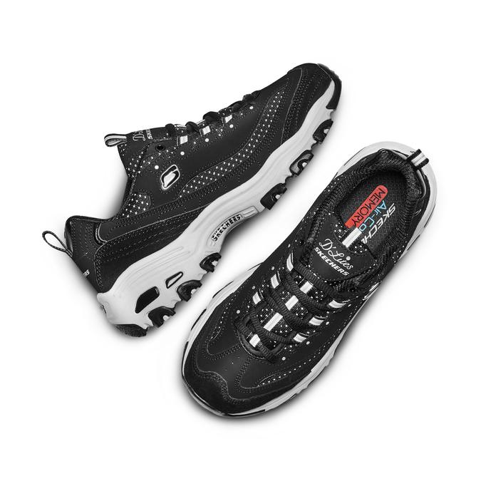 Chaussures Femme skechers, Noir, 501-6194 - 26