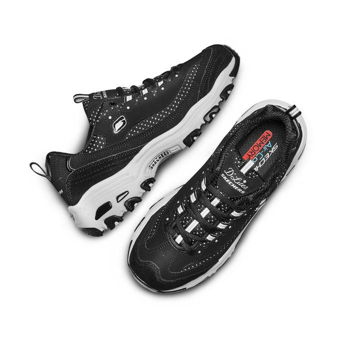 SKECHERS Chaussures Femme skechers, Noir, 501-6194 - 26
