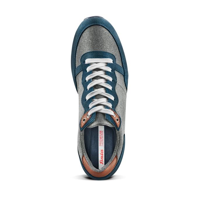 BATA Chaussures Homme bata, Bleu, 849-9456 - 17