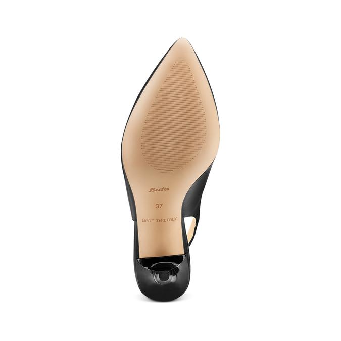 BATA Chaussures Femme bata, Noir, 724-6196 - 19