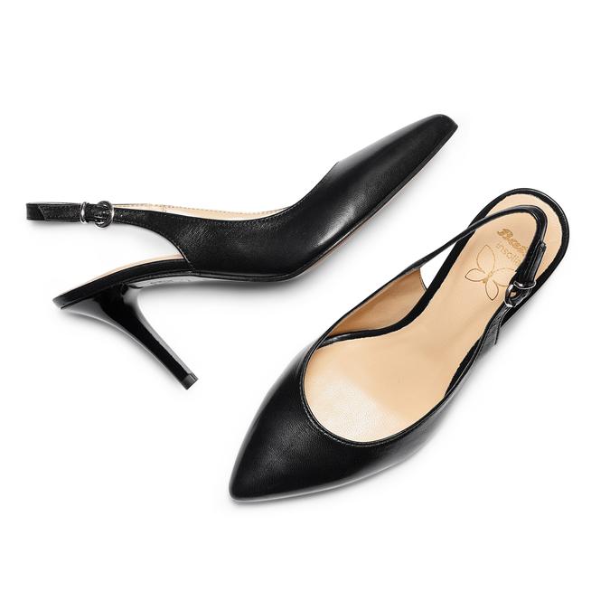 BATA Chaussures Femme bata, Noir, 724-6196 - 26
