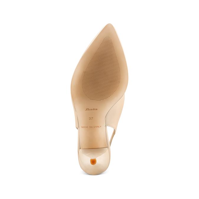 BATA Chaussures Femme bata, Beige, 724-8196 - 19