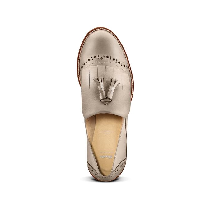 BATA Chaussures Femme bata, Gris, 524-2441 - 17