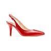 BATA Chaussures Femme bata, Rouge, 724-5196 - 13