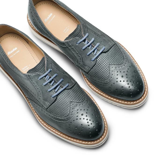 BATA Chaussures Femme bata, Bleu, 524-9359 - 26