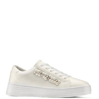 BATA Chaussures Femme bata, Blanc, 541-1420 - 13