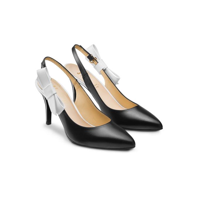 BATA Chaussures Femme bata, Noir, 724-6386 - 16