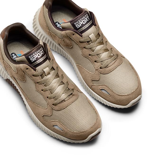 SKECHERS  Chaussures Homme skechers, Brun, 803-3136 - 26