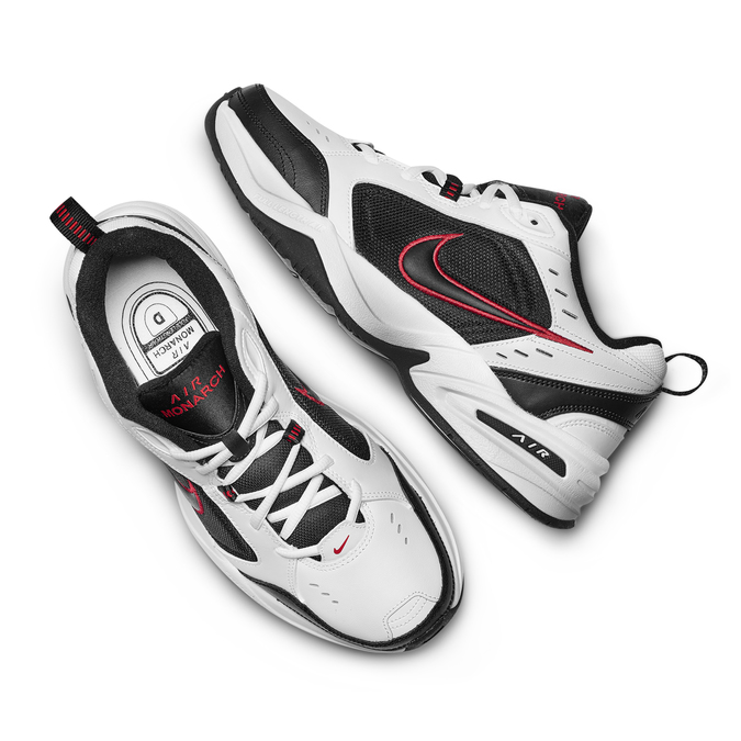 Men's shoes nike, Blanc, 801-1243 - 26