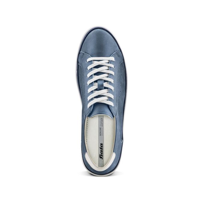BATA Chaussures Femme bata, Bleu, 543-9344 - 17