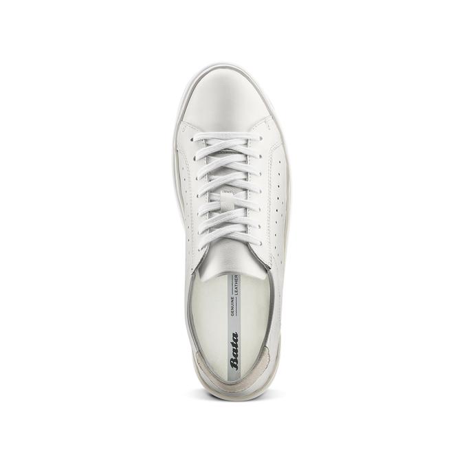 BATA Chaussures Femme bata, Blanc, 544-1344 - 17