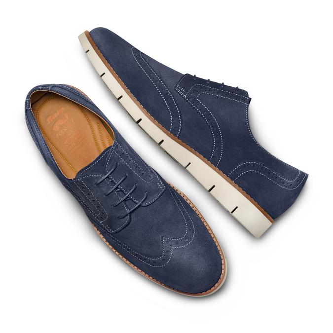 FLEXIBLE Chaussures Homme flexible, Bleu, 823-9436 - 26