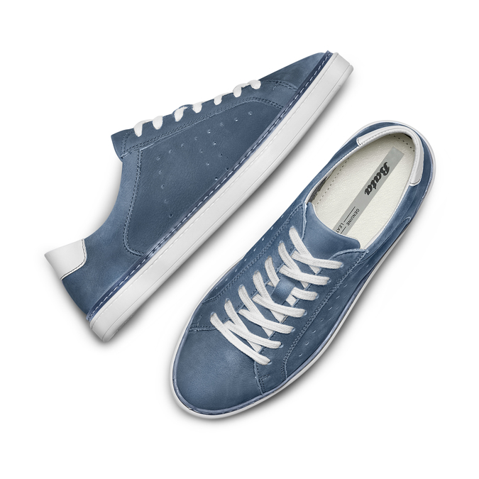 BATA Chaussures Femme bata, Bleu, 543-9344 - 26