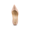 BATA Chaussures Femme bata, Jaune, 724-8371 - 17