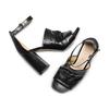 BATA Chaussures Femme bata, Noir, 724-6392 - 26
